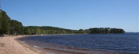 Stranden intill Dellendröm