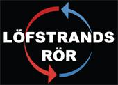 Löfstrands Rör AB logotyp
